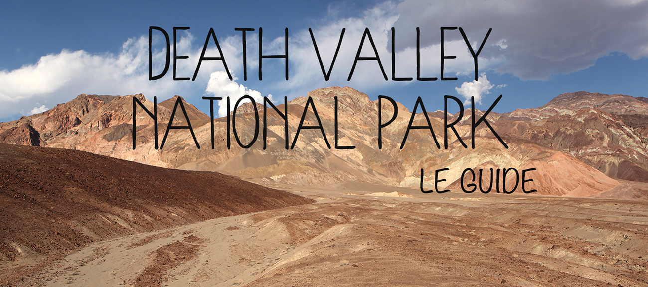 Death Valley Guide pano