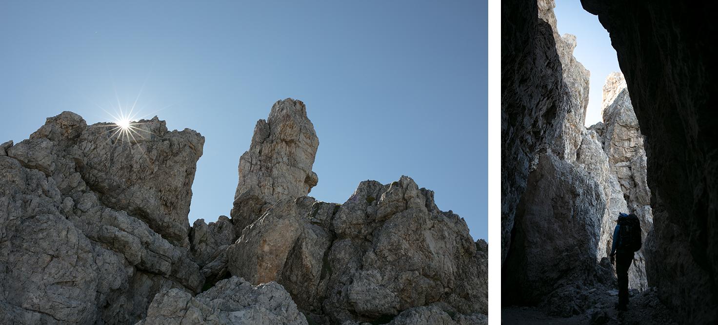 Monte Paterno dolomites