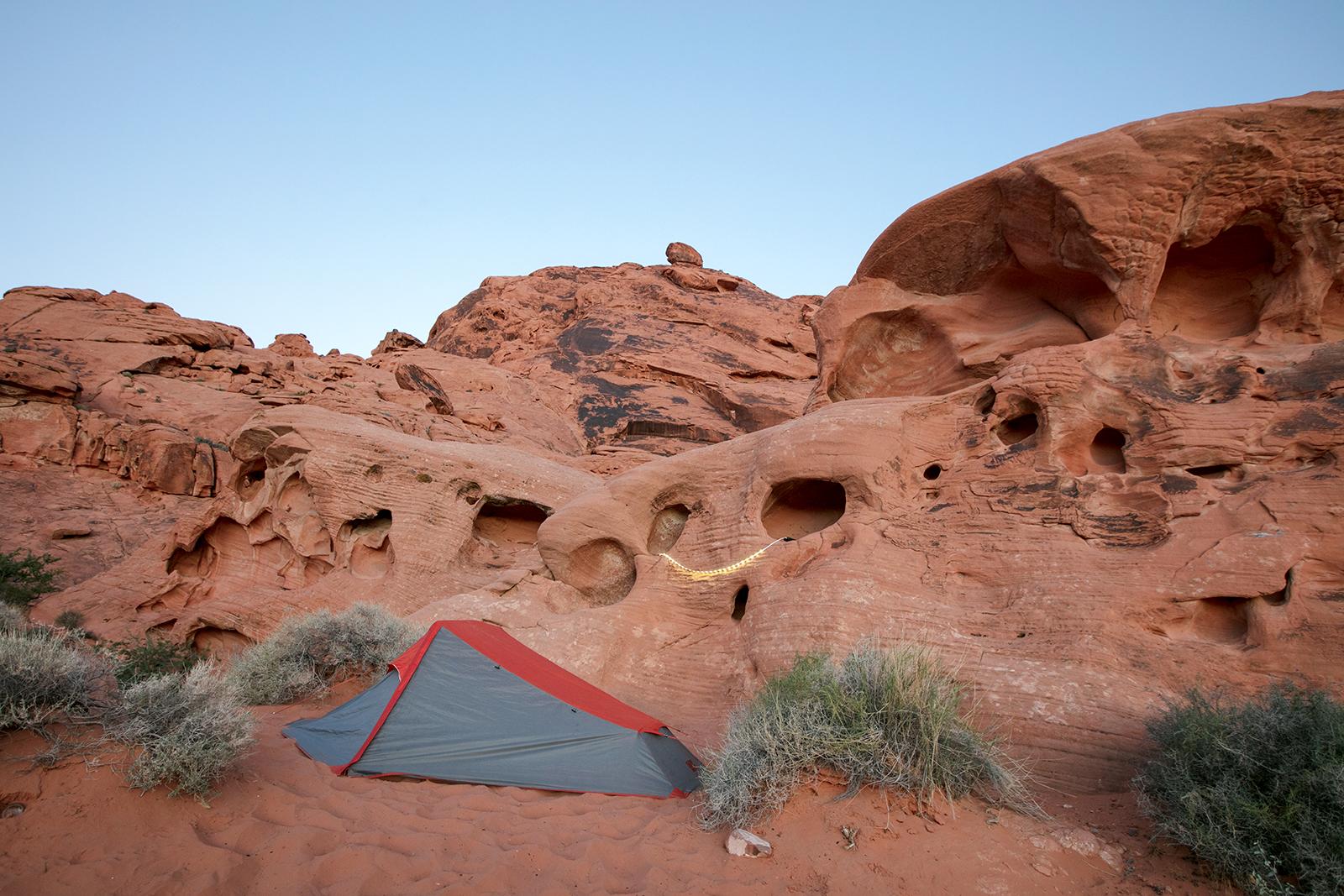 Campground Nevada