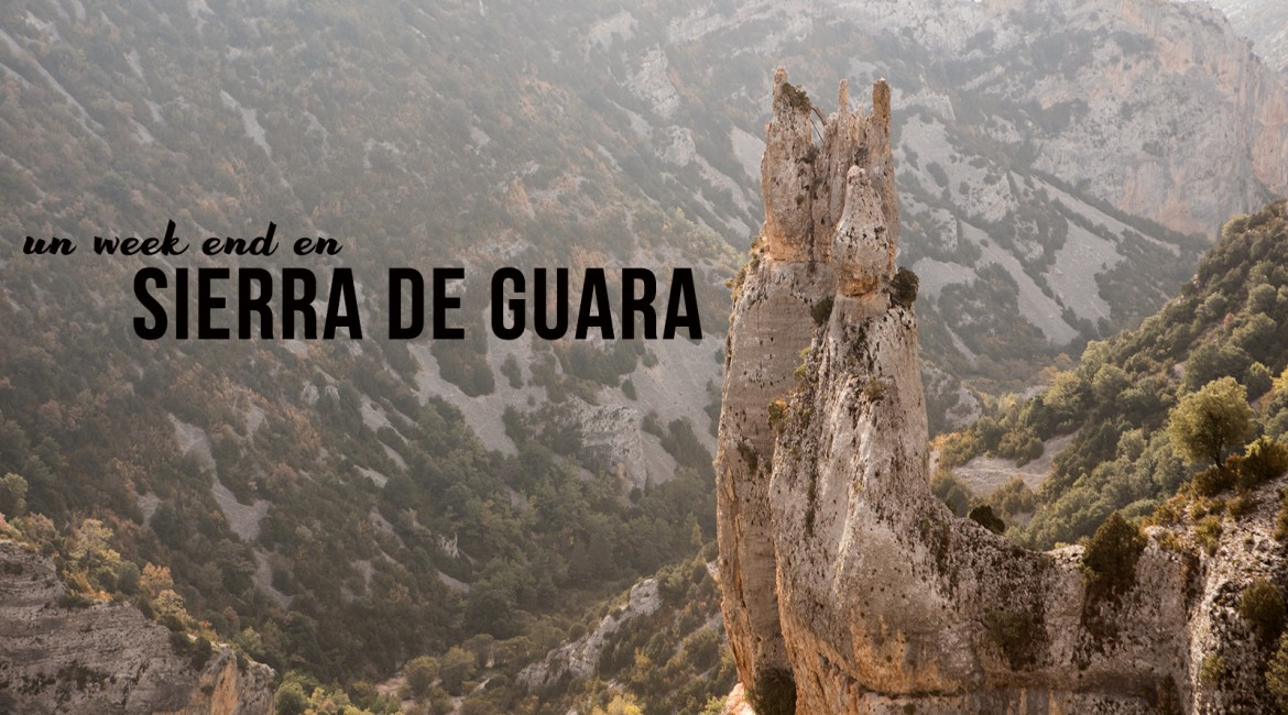 Un week-end en Sierra de Guara
