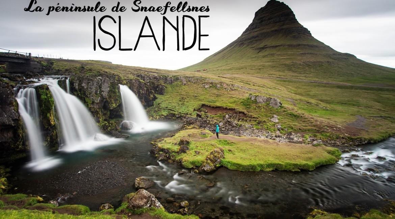 Islande #5 : la péninsule de Snaefellsnes