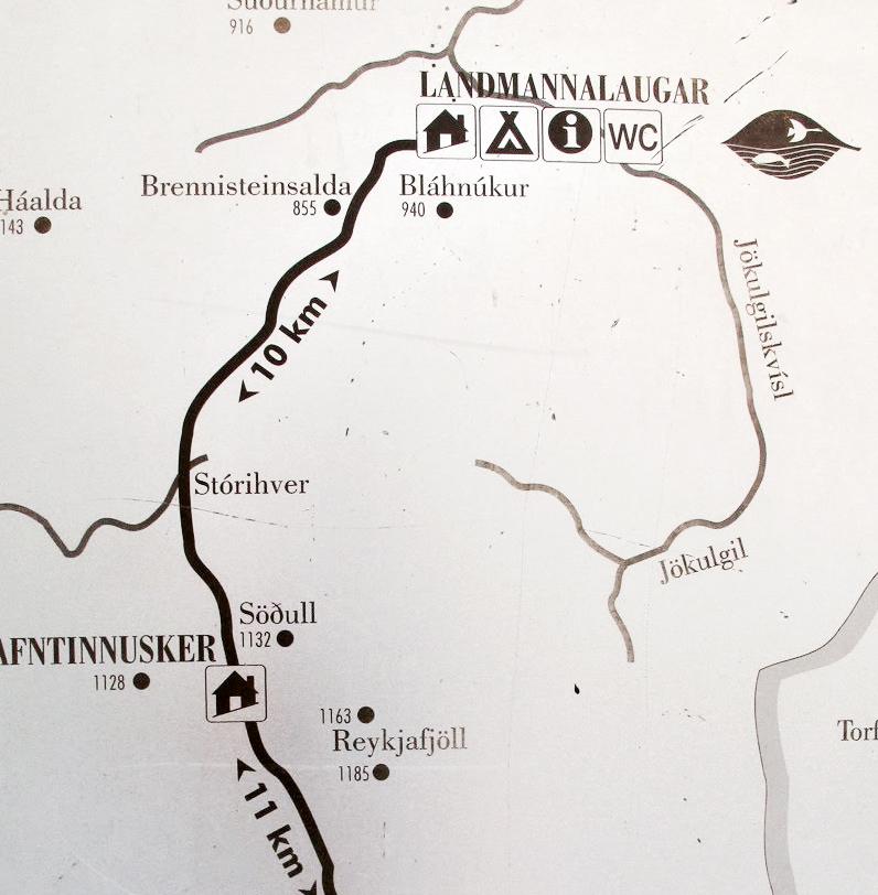 J6 Hrafntinnusker-Landmannalaugar