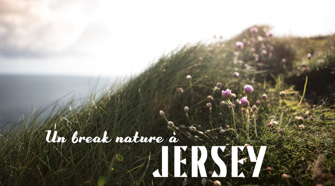 A la découverte de Jersey, version nature