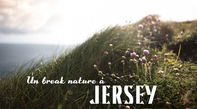 A la découverte de Jersey, version nature