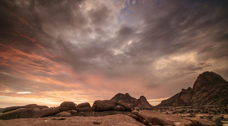 Deux jours au Spitzkoppe en Namibie