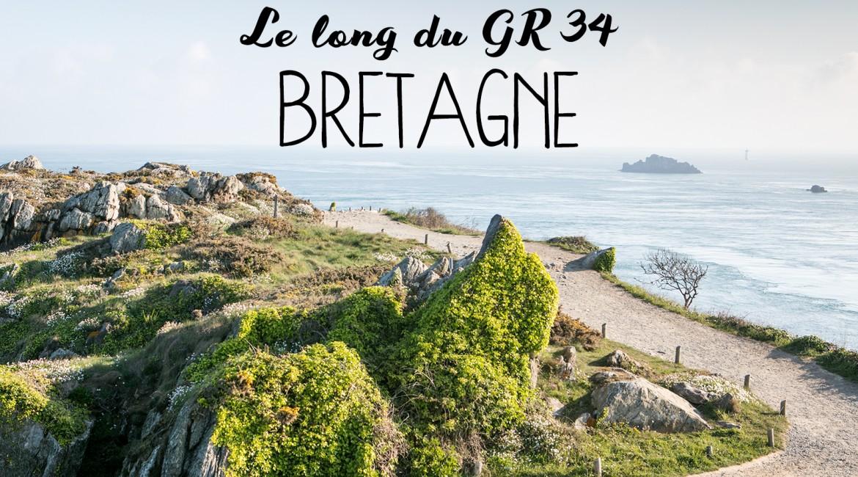 En Bretagne, le long du GR 34