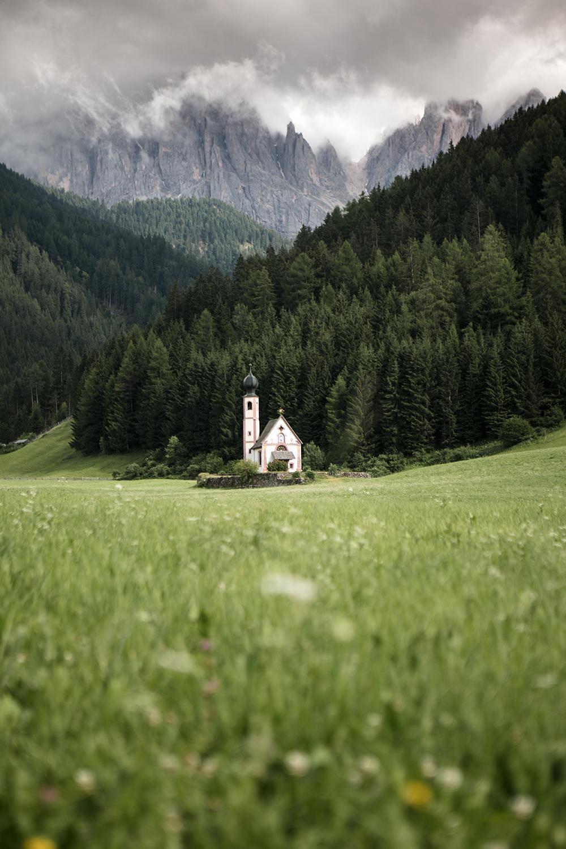 Chapelle Dolomites