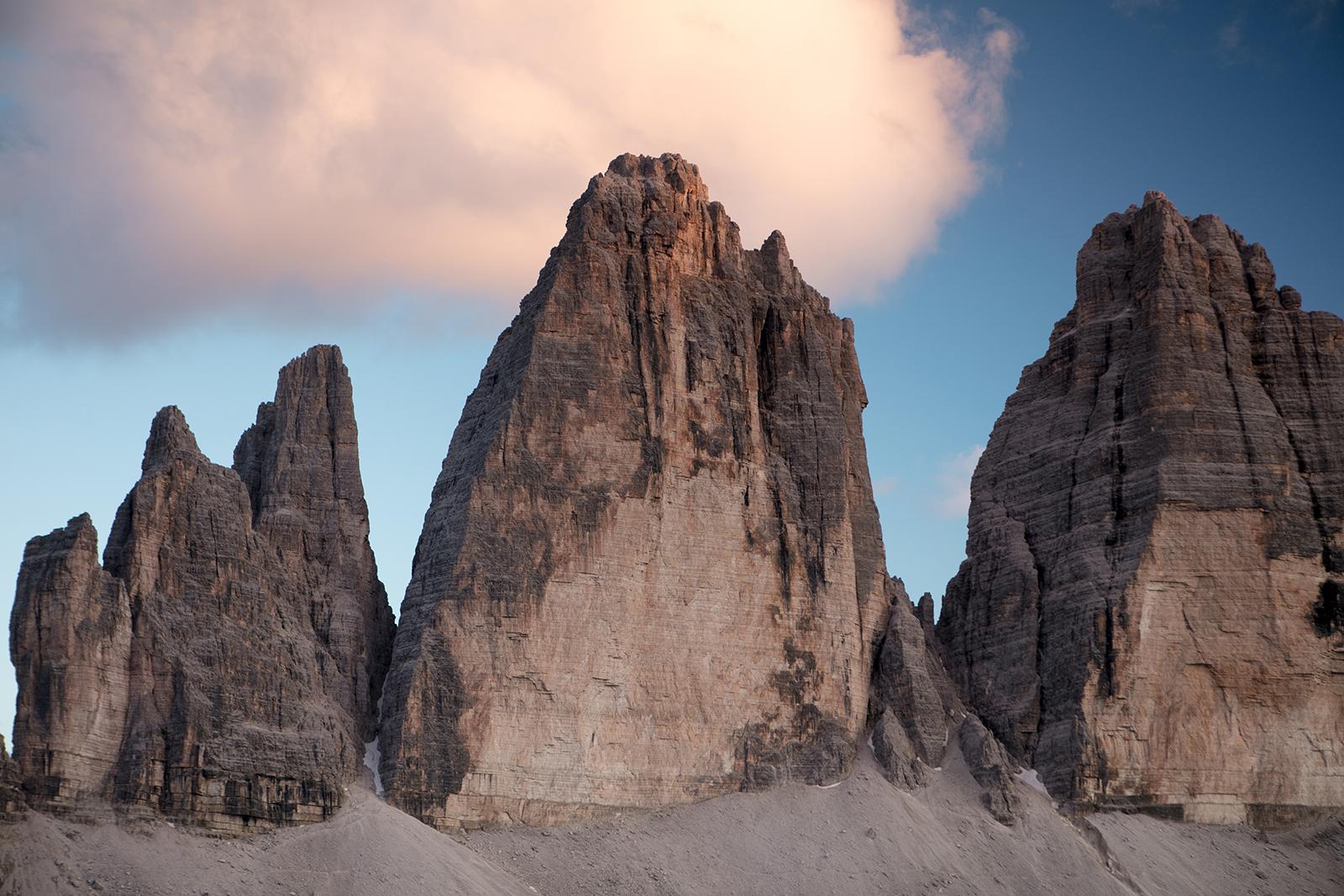 Dolomites Tre Cime