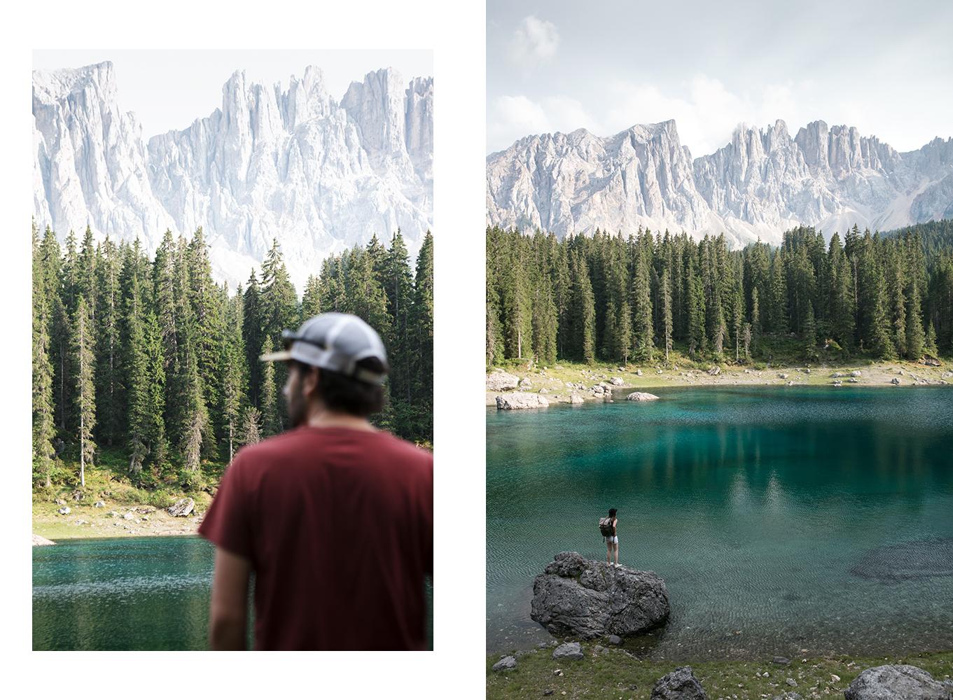 Lac Dolomites infos pratiques