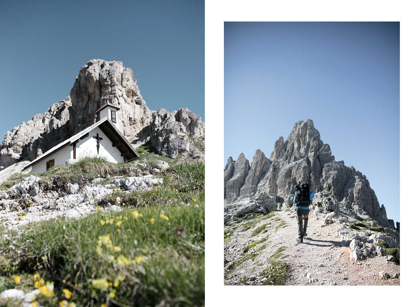 randonnee dolomites italie