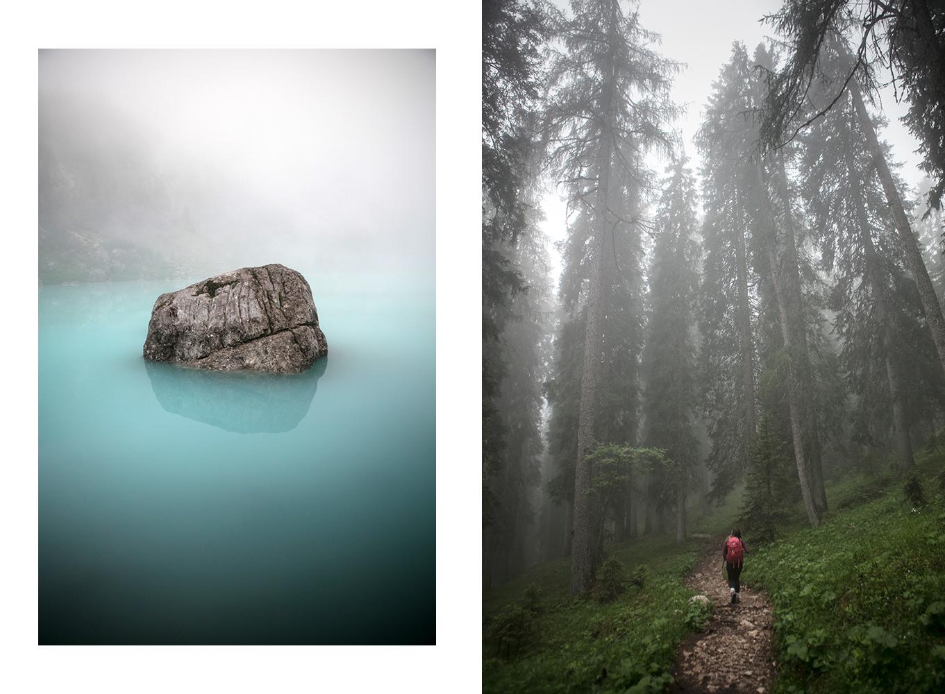 rando lac sorapis