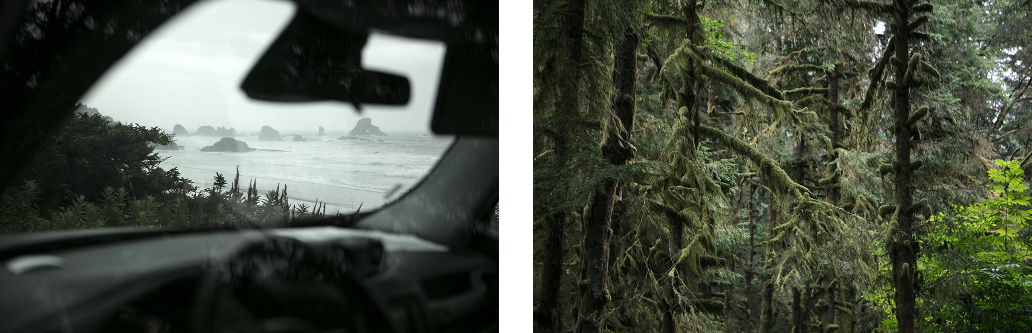 road-trip côte oregon