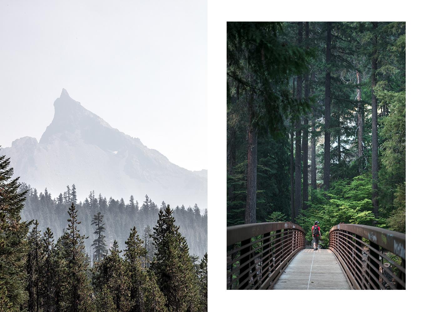 rando montagnes états-unis