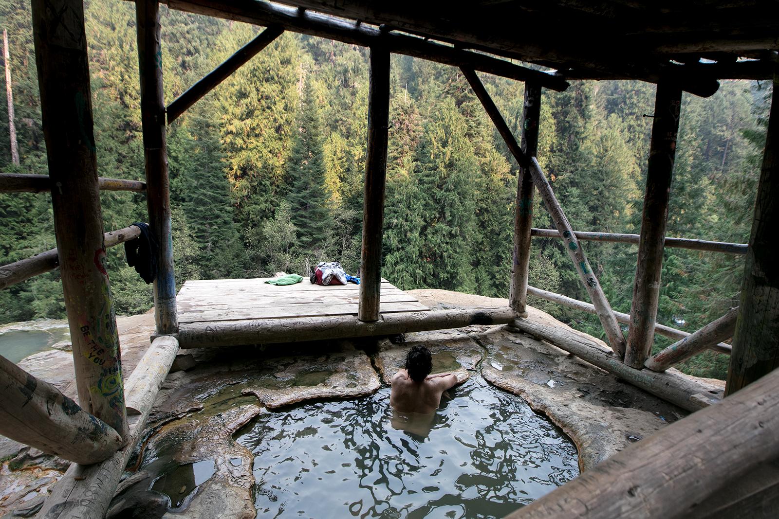 Bains naturels Oregon