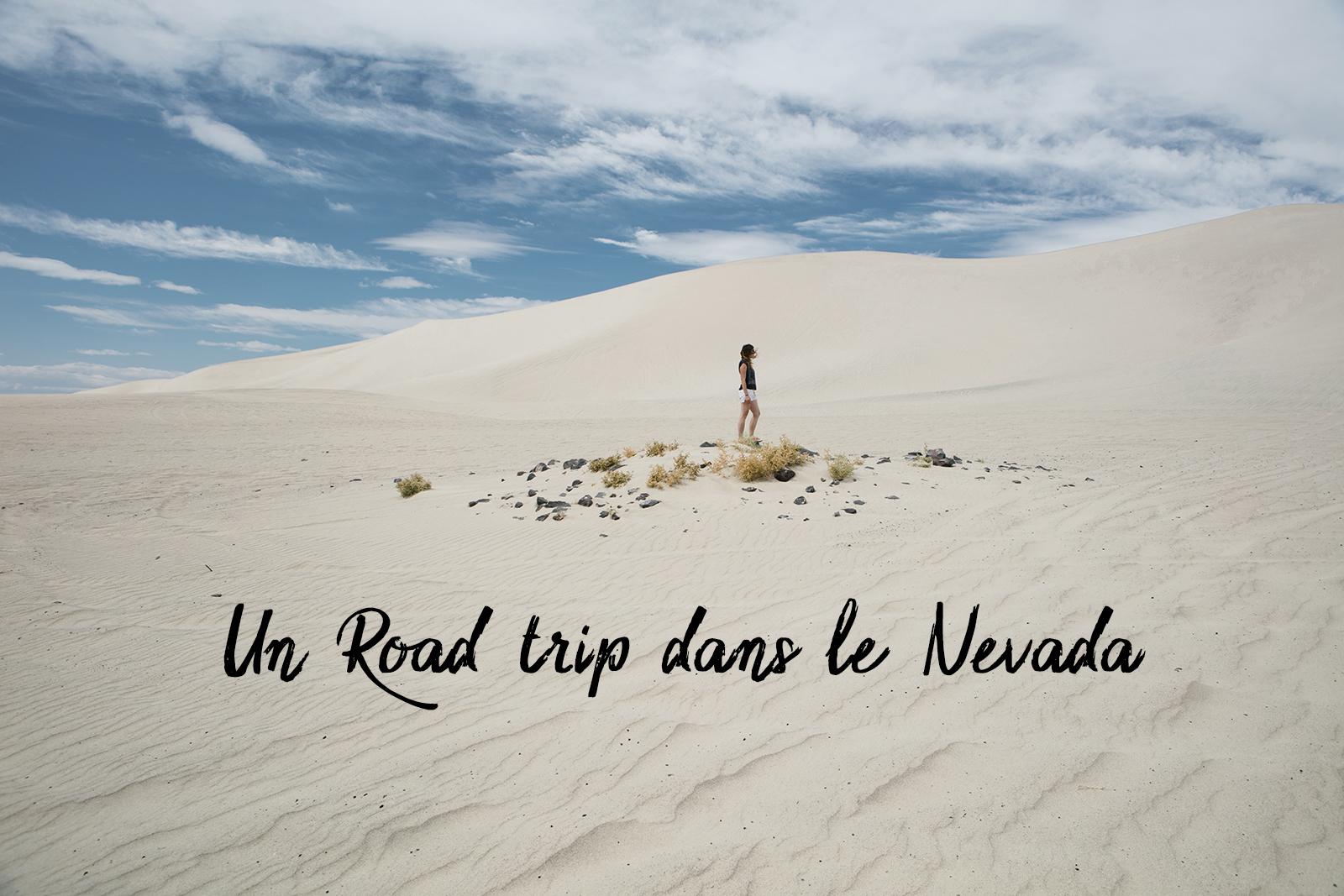 10 choses à voir dans le Nevada, blog voyage