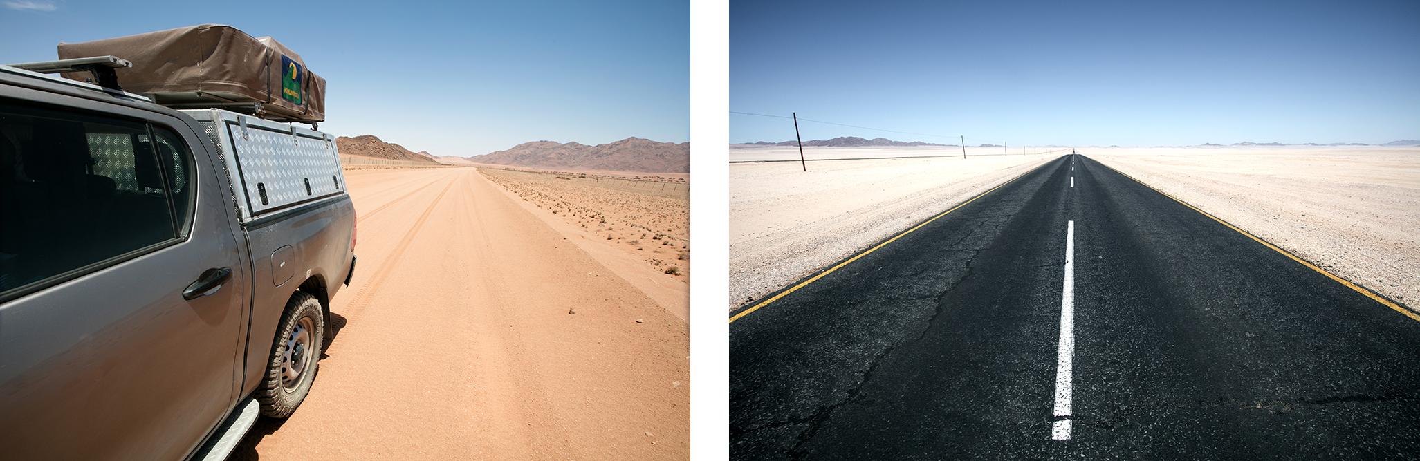 carnet pratique routes de namibie