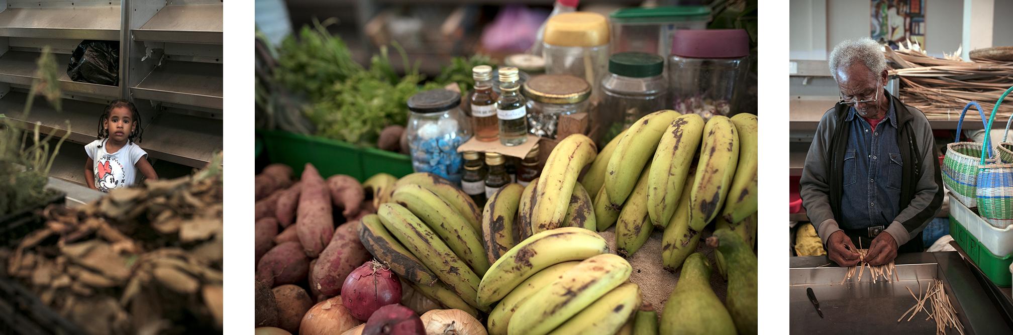Produits locaux Cap Vert