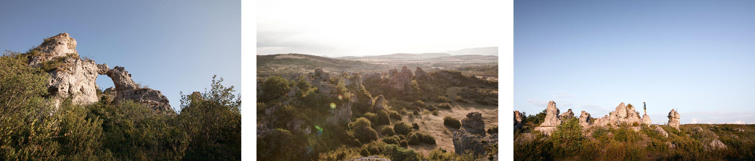Paysages du Causse du Larzac