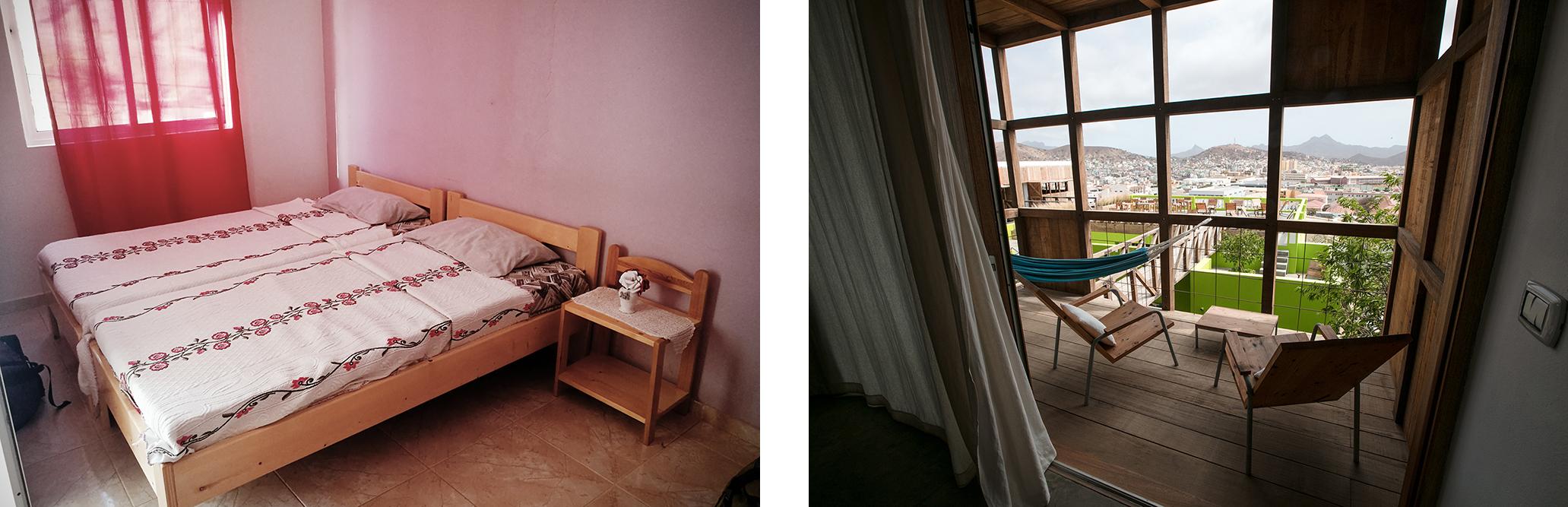 où dormir au Cap Vert