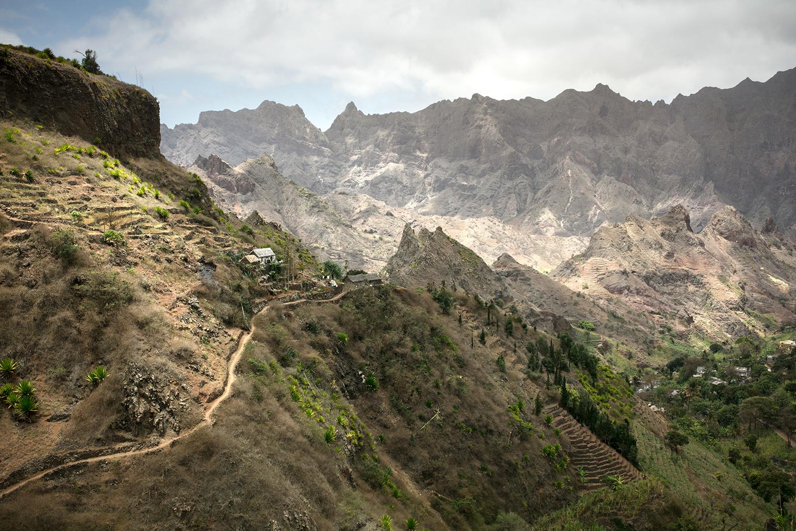 Randonner sur les sentiers du Cap Vert