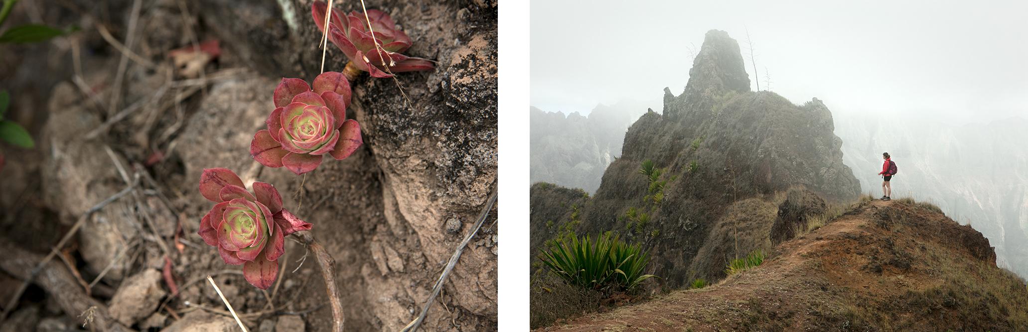 Randonnée au Cap Vert jour 3 avec Chamina Voyages