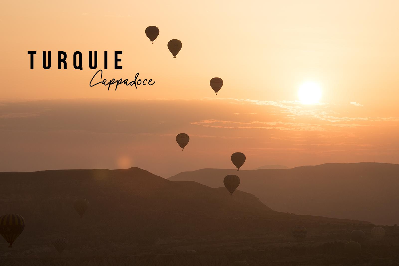 Visiter la Cappadoce en Turquie