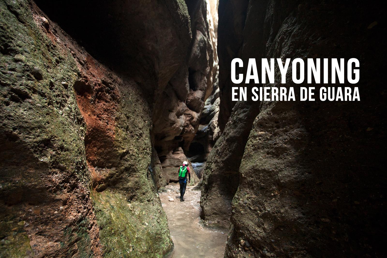 Séjour Canyoning en Sierra de Guara