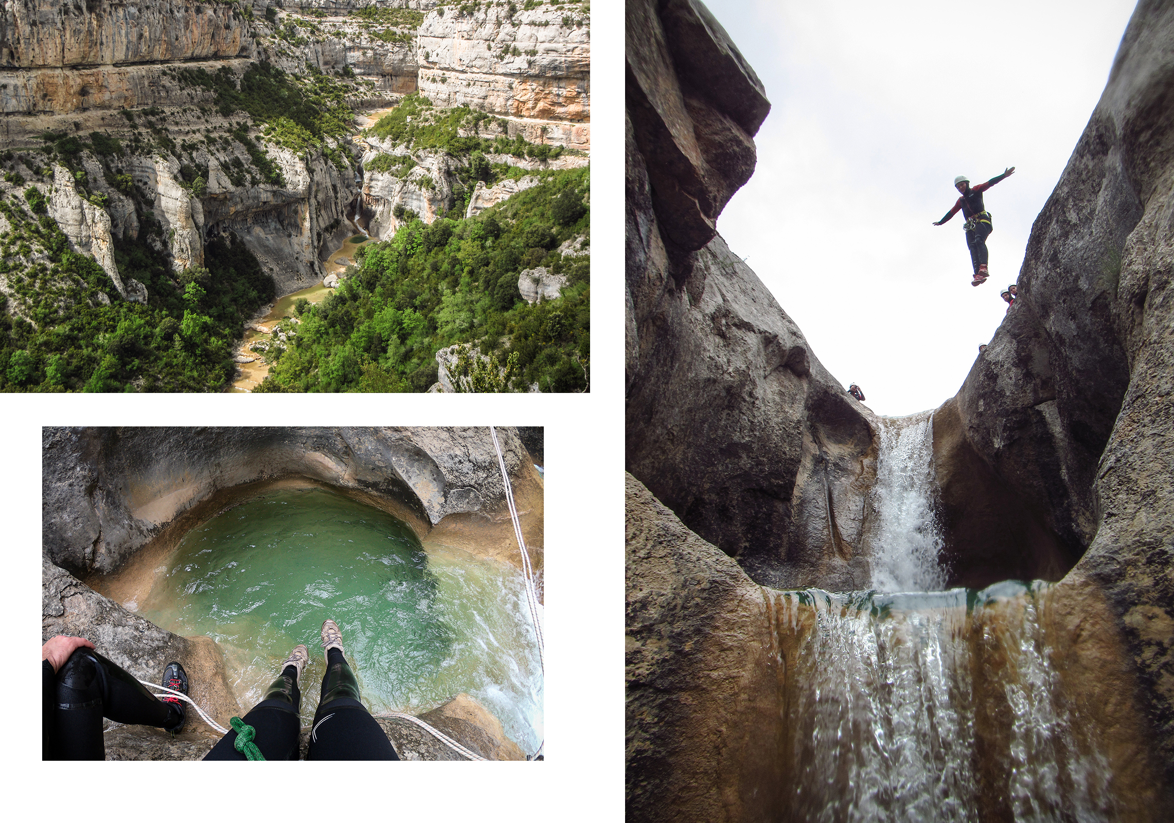 Canyoning Sierra de Guara, quel guide choisir ?