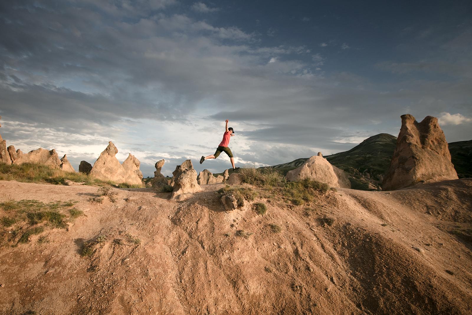 Trail Cappadoce