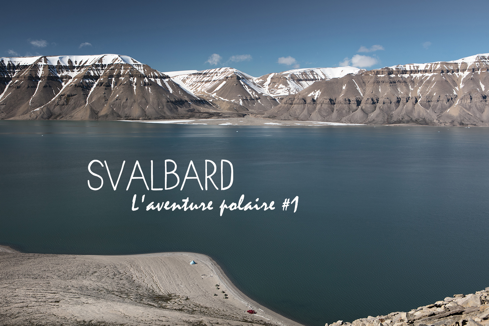 Récit de voyage au Svalbard