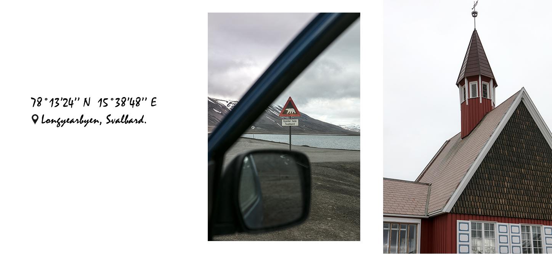longyeabyen Svalbard