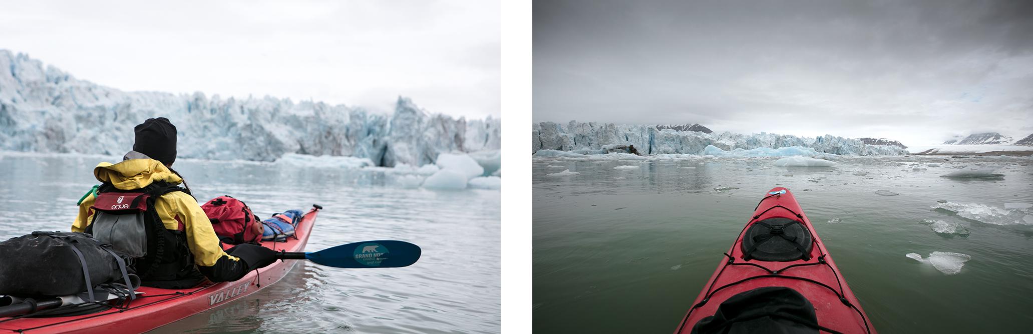kayak-svalbard