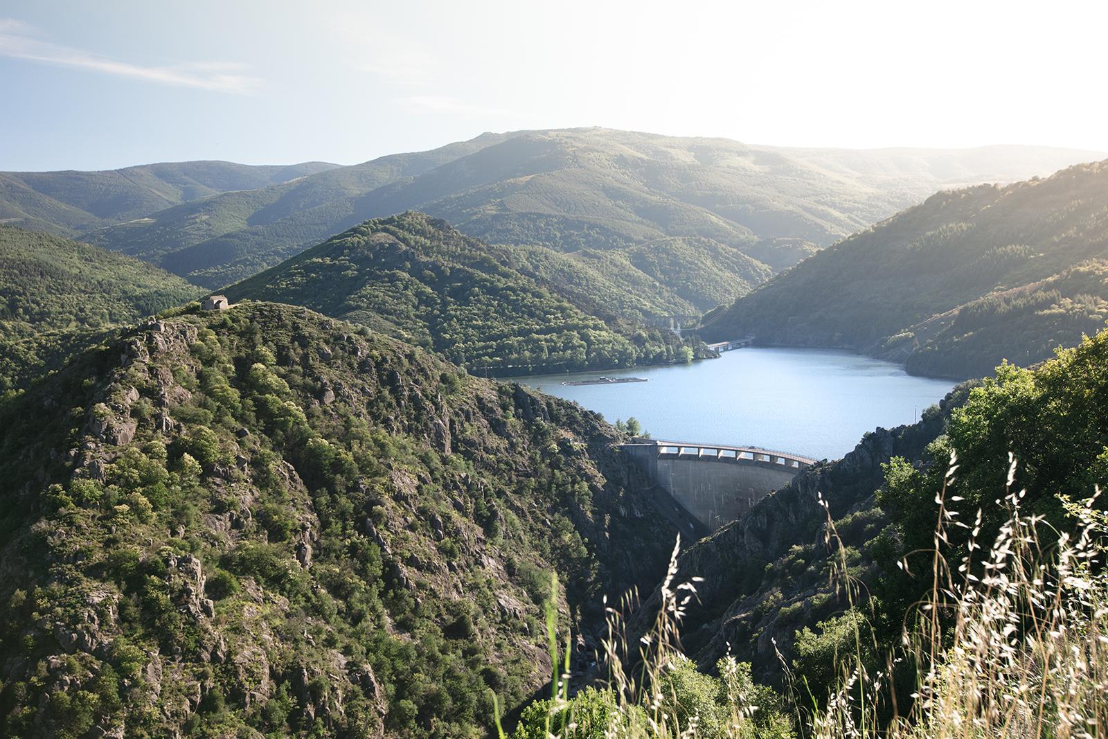 Lac de Villefort Lozère