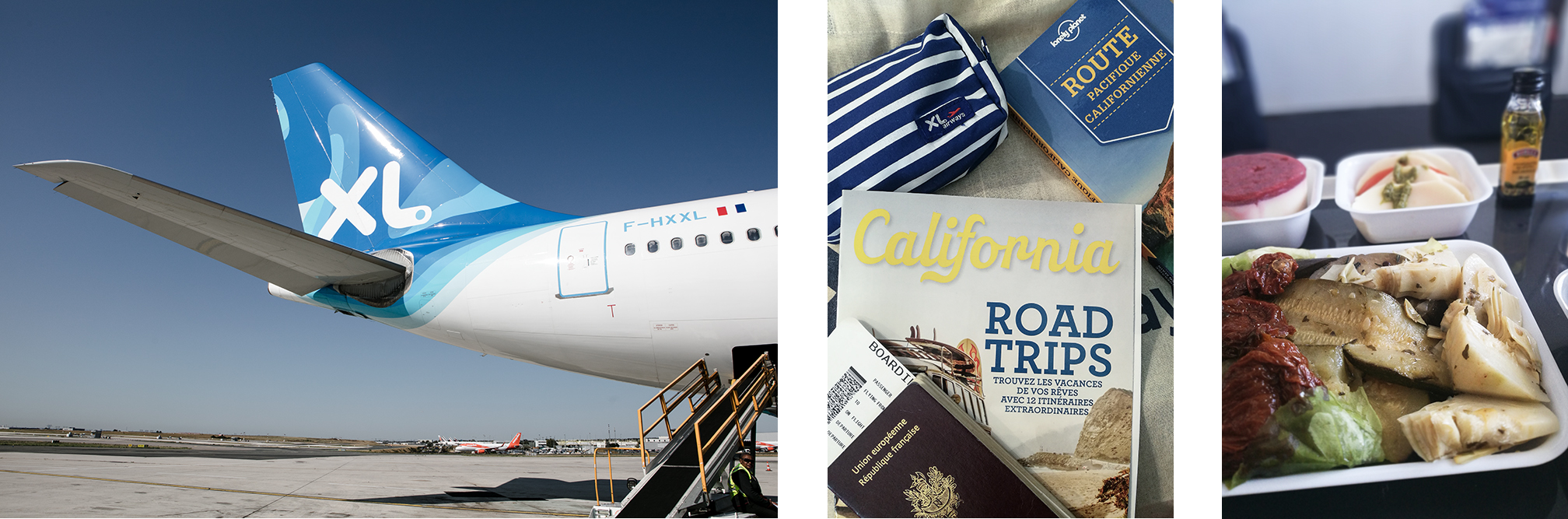 vol Paris Los Angeles avec XL Airways