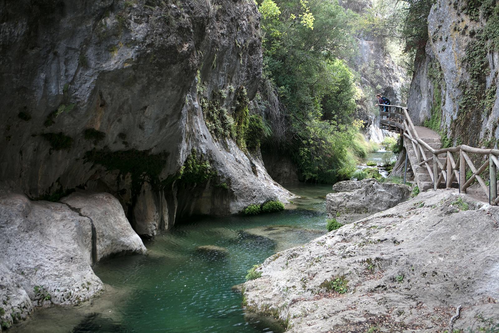 Randonnée au Rio Borosa