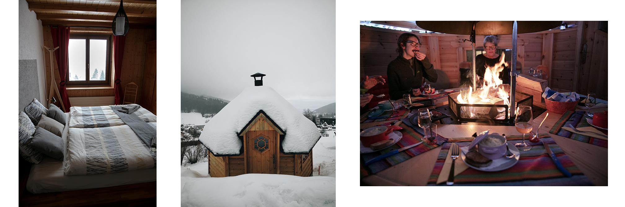 Où dormir à Sainte-Croix en Suisse ?