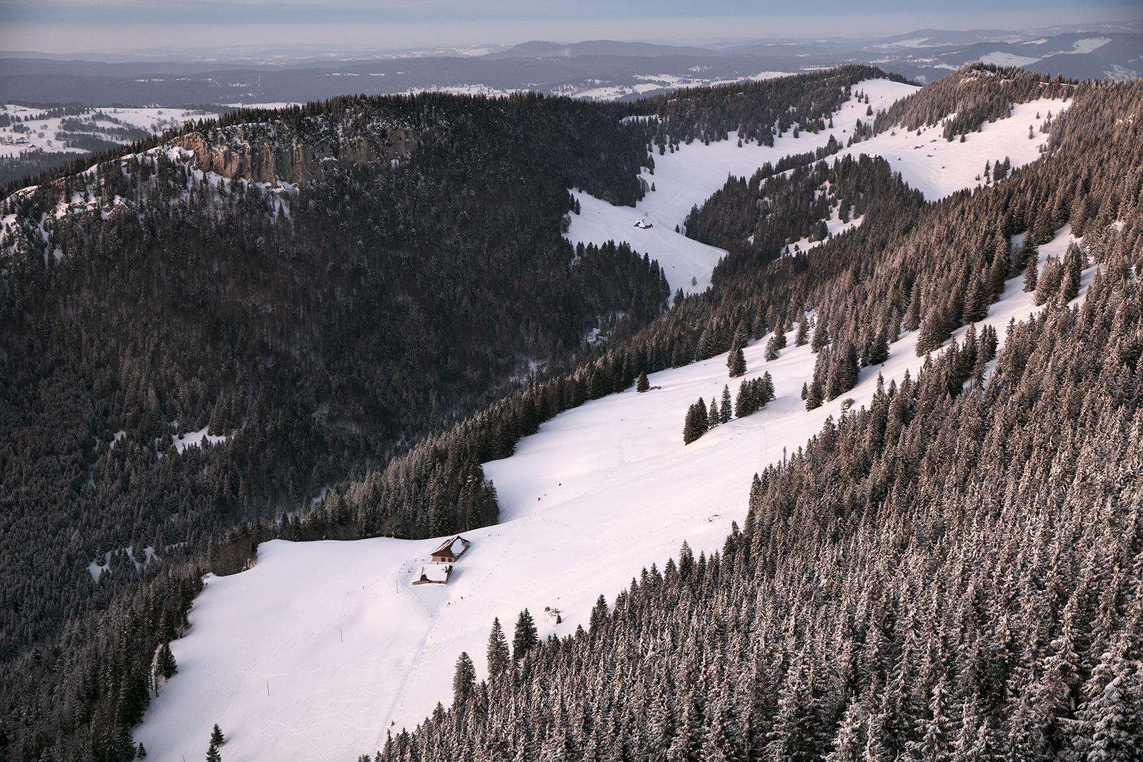 Que faire en Suisse en hiver ?