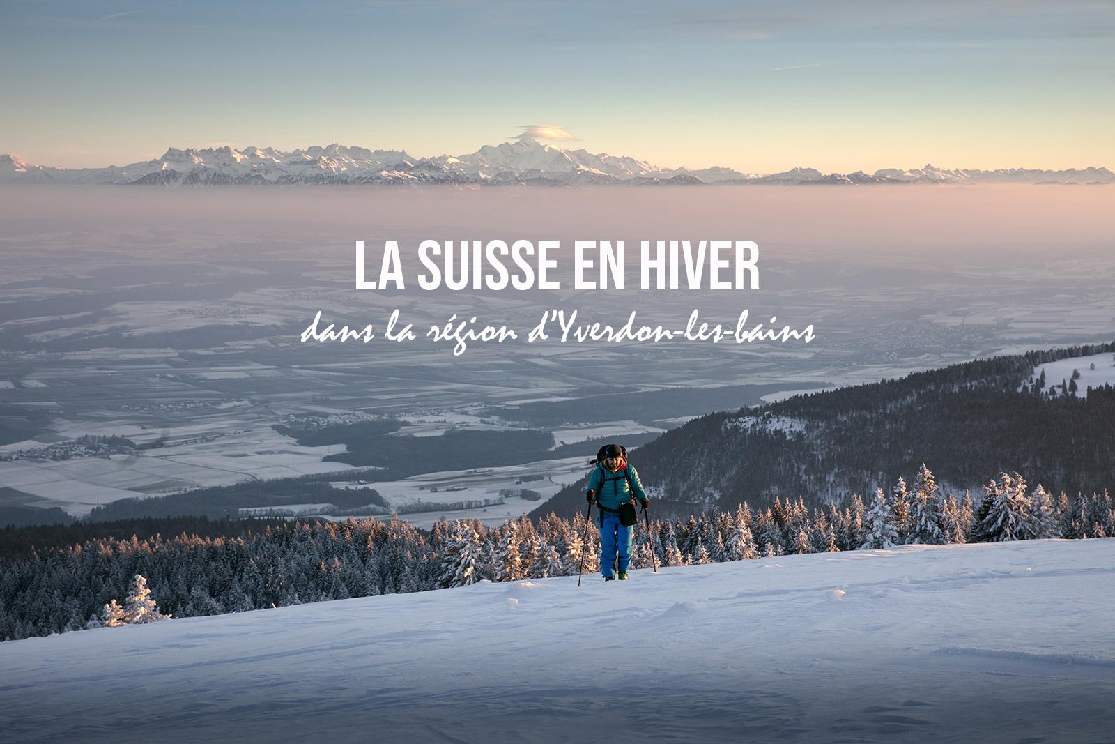 Que voir et que faire en Suisse en hiver ?