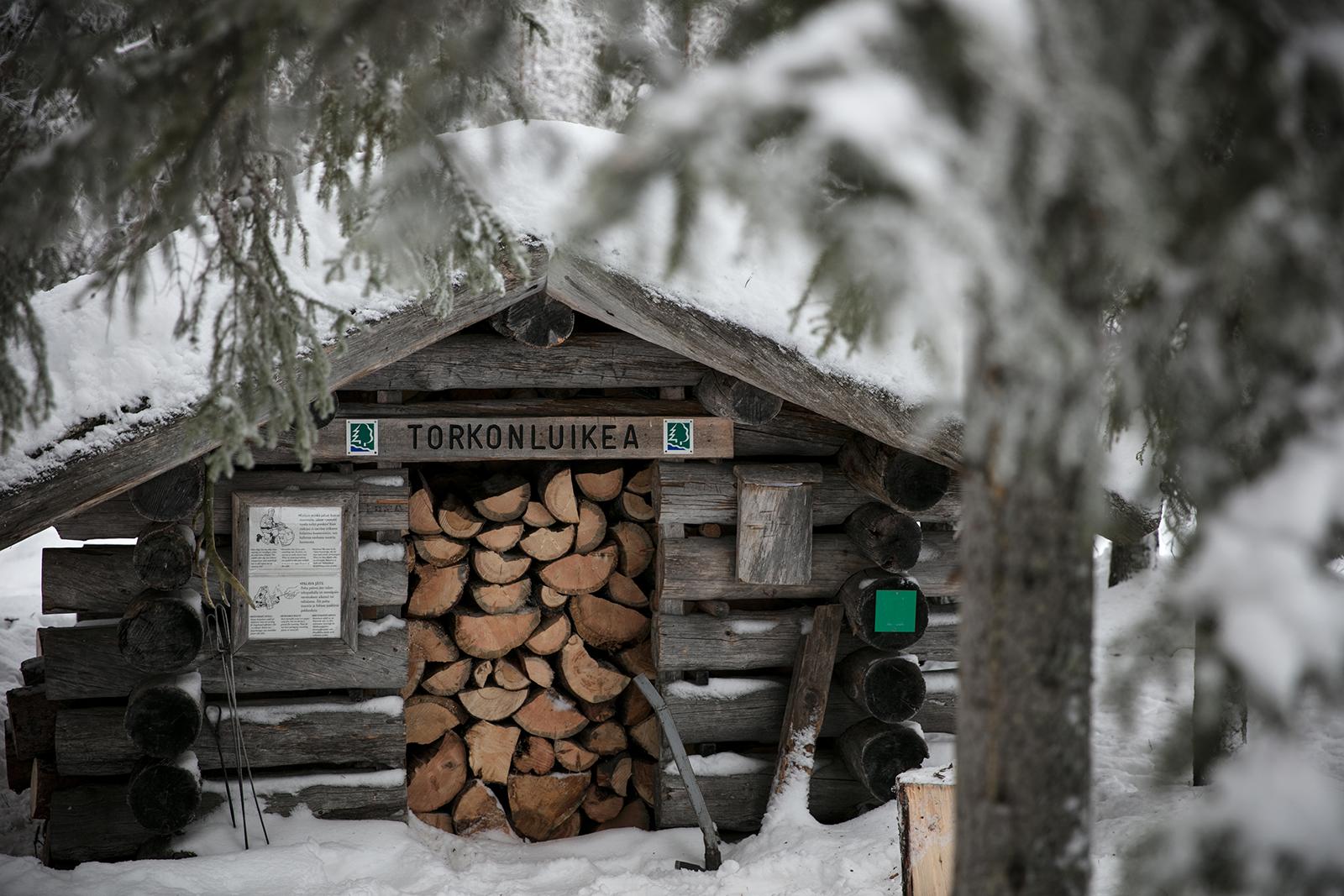 Voyage en Finlande en hiver