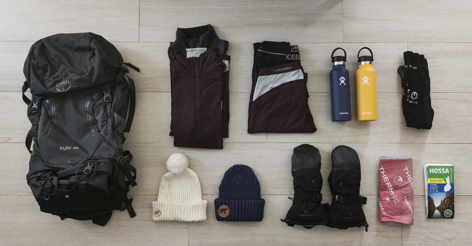 Comment s'équiper pour un voyage en Finlande en hiver