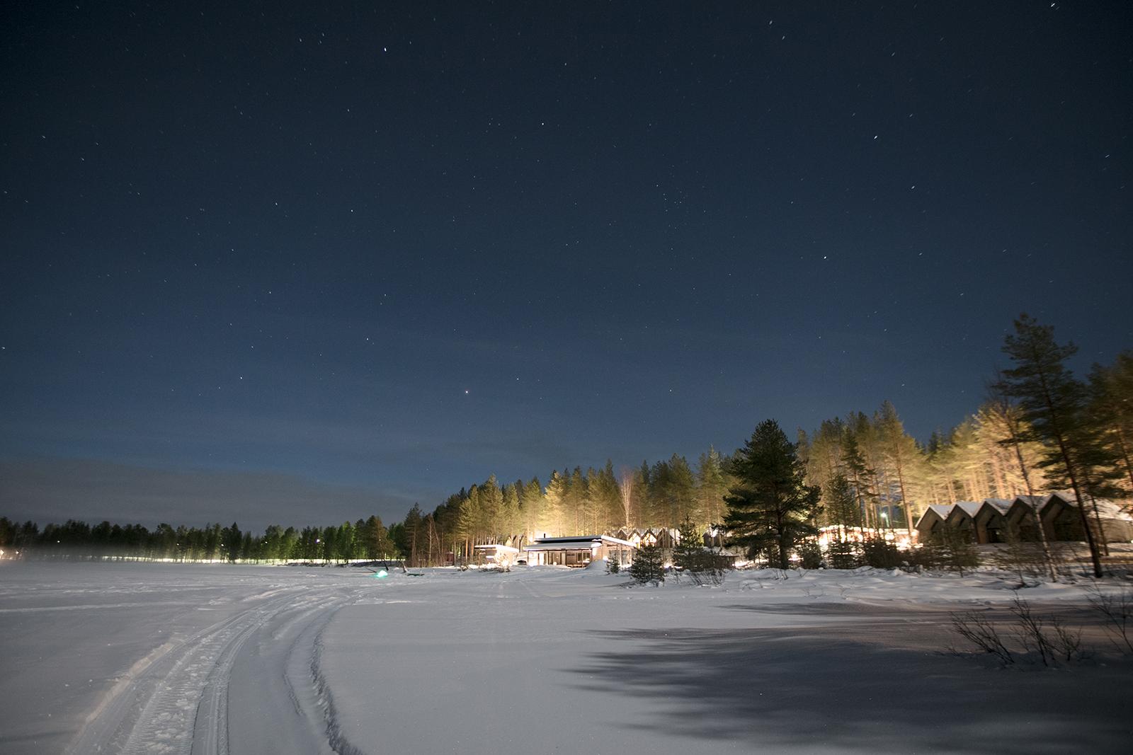 Voyage en Finlande avec Norwide