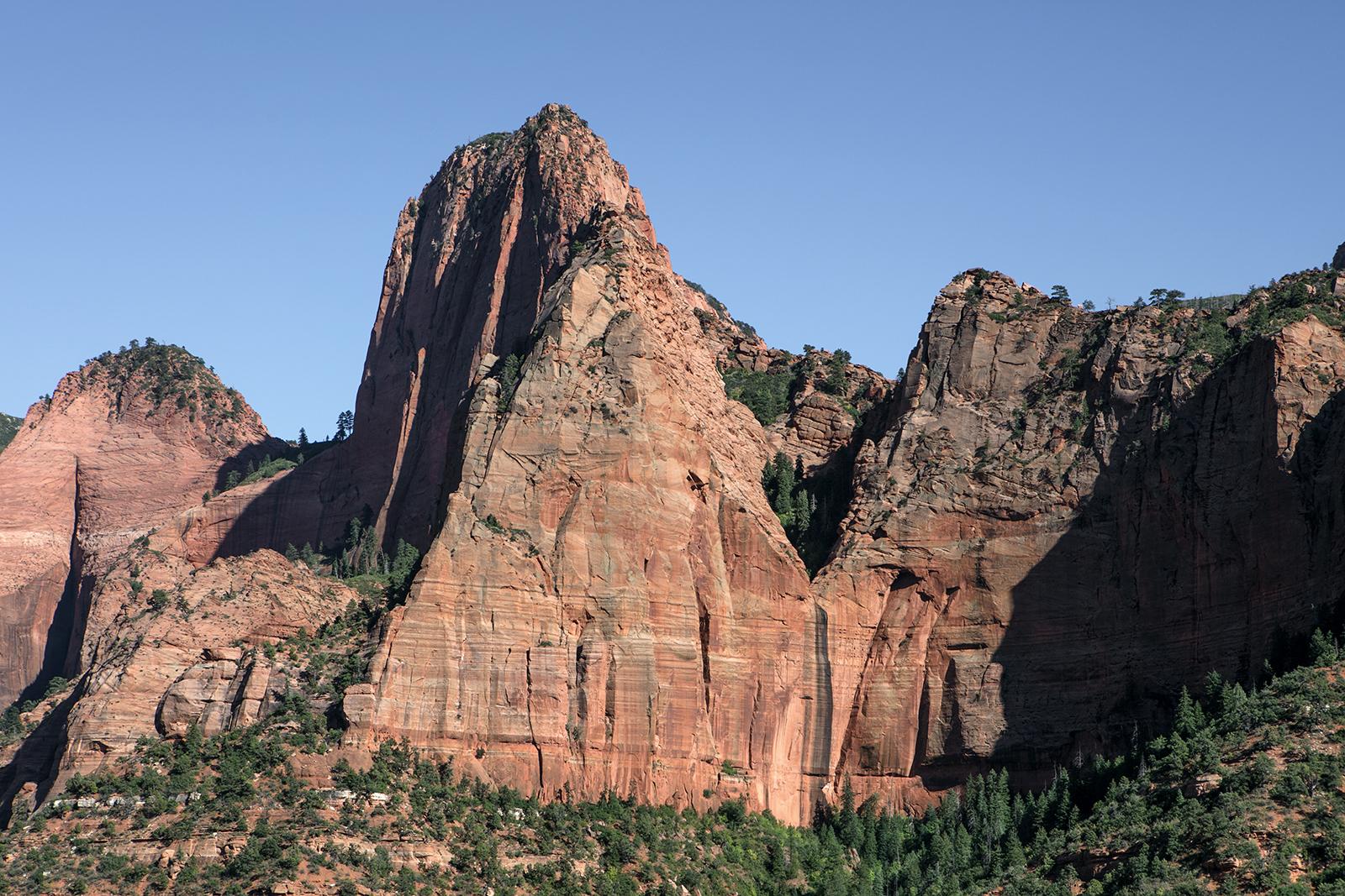 Voyage dans l'ouest américain : le parc national de Zion