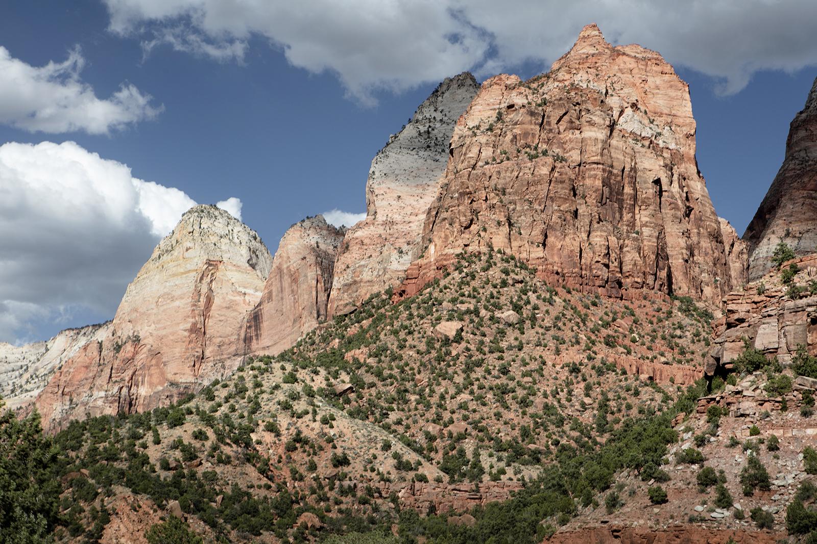 Visiter le parc national de Zion