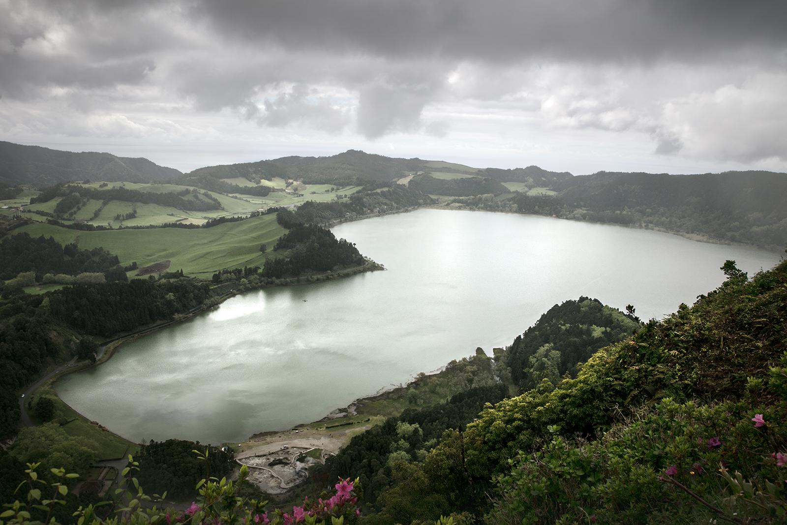 Lac Furnas Sao Miguel