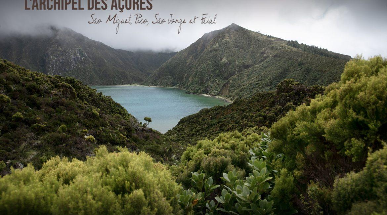 2 semaines de randonnées dans les îles des Açores
