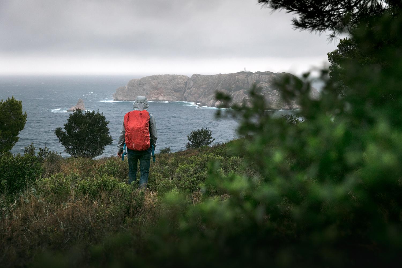 randonnee sur la côte catalane