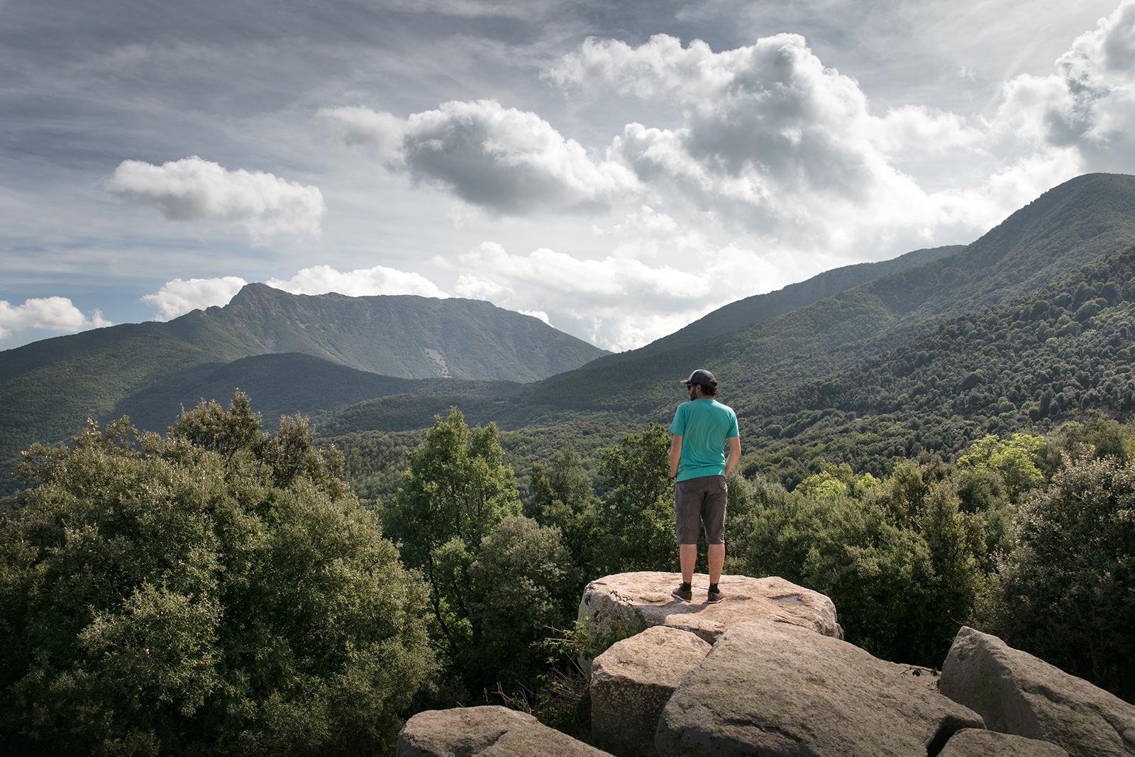 Découvrir le parc naturel de Montseny en Catalogne