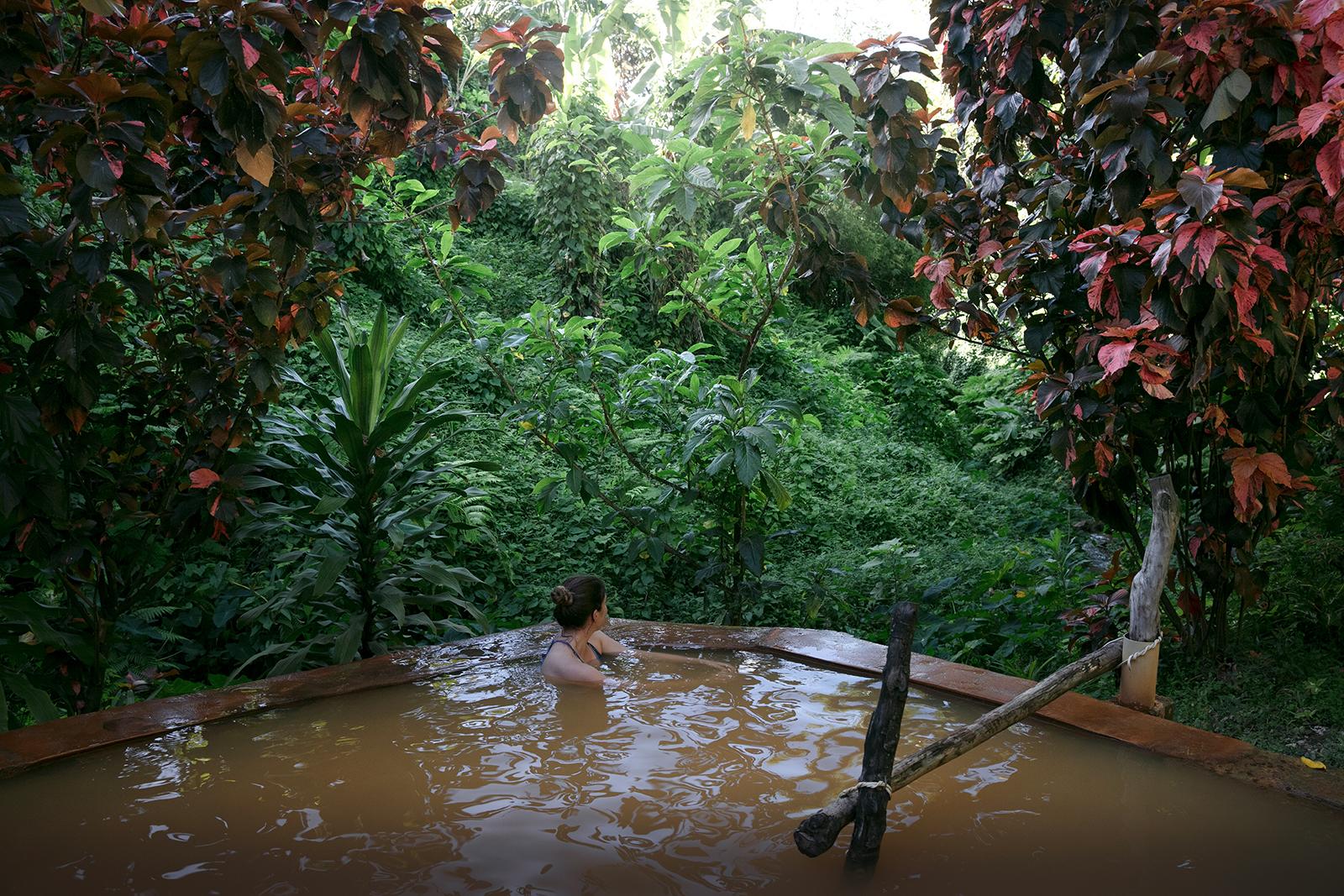 Spa naturel Dominique
