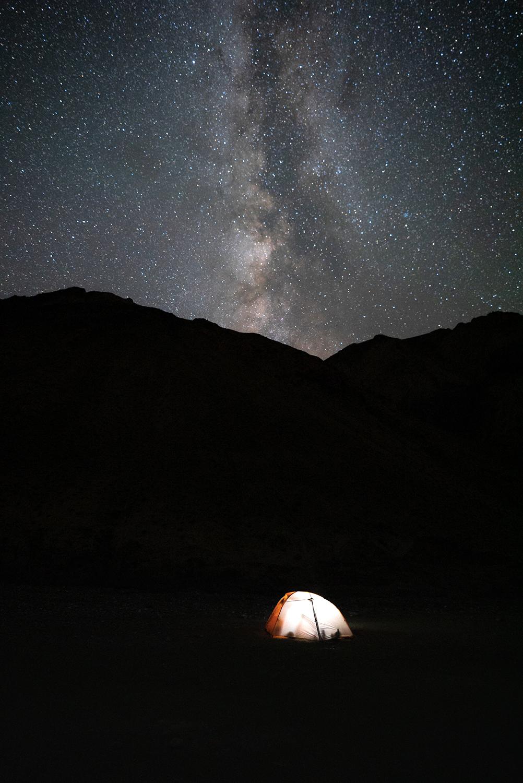 Nuit étoilée Ladakh