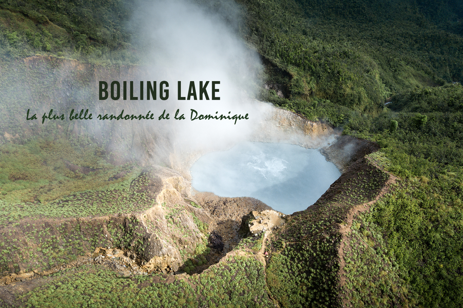 Topo Randonnée Boiling Lake